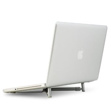 Ergonomic Aluminium Portabler kühlend X-Ständer Laptopständer Notebookständer für 12