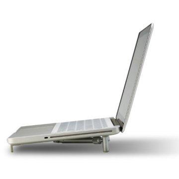 """Ergonomic Aluminium Portabler kühlend X-Ständer Laptopständer Notebookständer für 12""""-17"""" Laptops, Notebook PC, MacBook -"""
