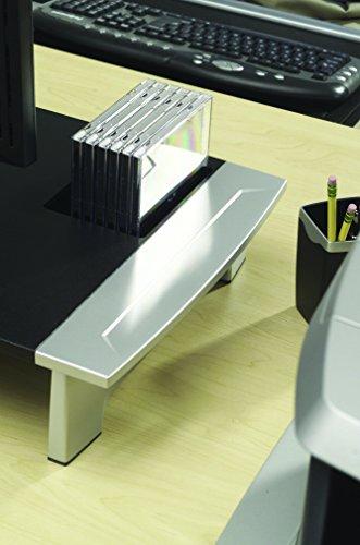 Fellowes 8031001 Office Suites Premiummonitorständer schwarz/silber -