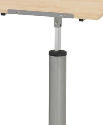 Kettler 06018-273 Stehpult High Point Basic silber / ahorn -