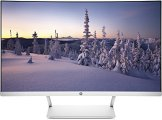 HP Z4N74AA#ABB 68,58 cm (27 Zoll) Monitor (VGA, HDMI, 7ms grau zu grau Reaktionszeit) silber/weiß - 1
