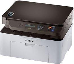 Samsung Xpress SL-M2070W/XEC Laser Multifunktionsgerät (Drucken, scannen, kopieren, WLAN und NFC) - 1
