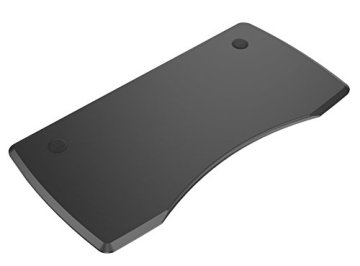 FLEXISPOT stabile Tischplatte 2,5 cm stark - DIY Schreibtischplatte Bürotischplatte Spanholzplatte - 1