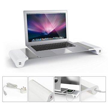 Dazone® Monitorständer für Monitor / Laptop / iMac / MacBook - 1
