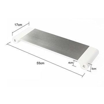 Dazone® Monitorständer für Monitor / Laptop / iMac / MacBook - 5