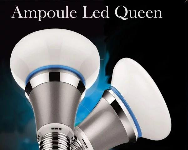 Ampoule Led E27 Queen