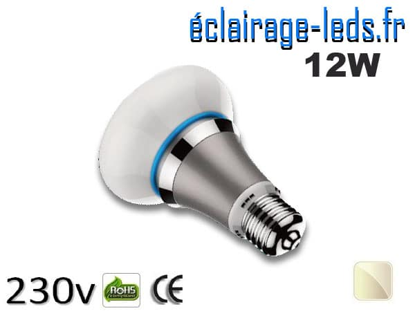 ampoule led e27 queen 12w blanc naturel