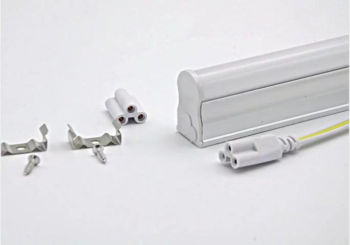 Néon LED T5 9w 57cm blanc naturel 230v