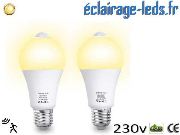 Projecteur LED Exterieur Ultra Plat 20W