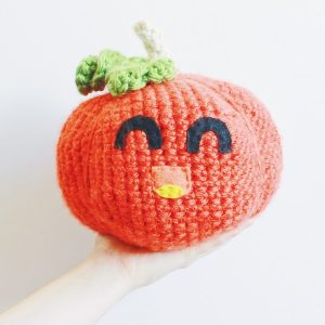 Jumbo Pumpkin Crochet Recipe