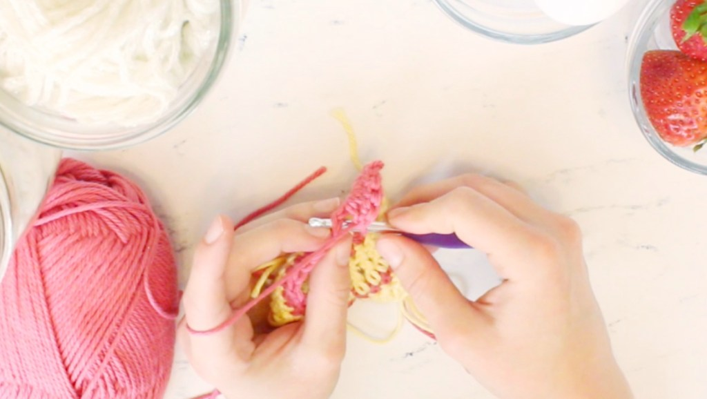 How to Shell Stitch