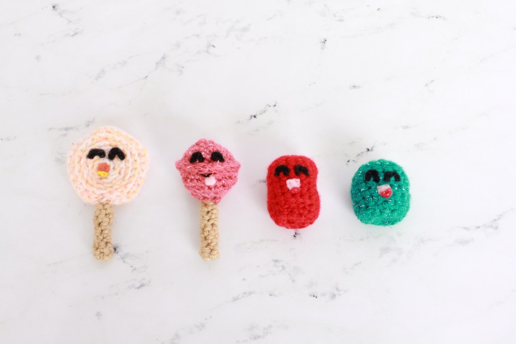 31 Days of Candy Free Crochet Patterns Day 4