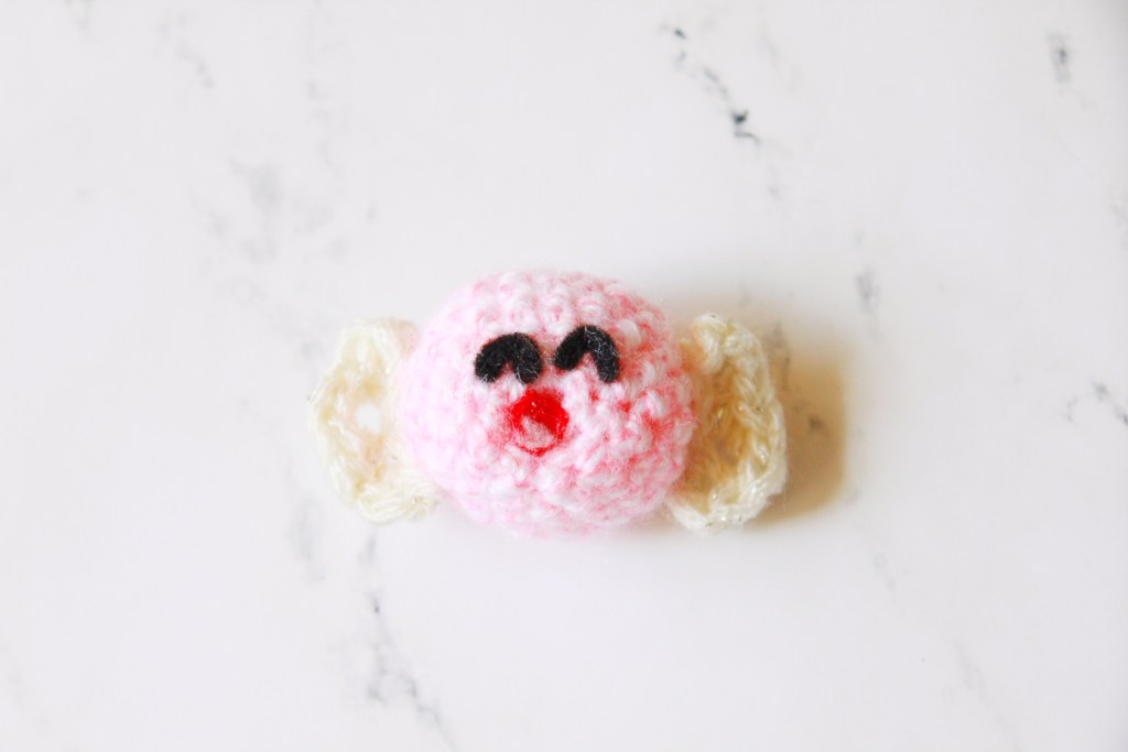 31 Days Of Candy Day 9 Salt Water Taffy Free Crochet Candy Pattern