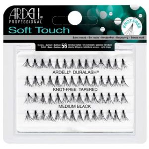 SOFT TOUCH KNOT-FREE TAPERED INDIVIDUALS - MEDIUM