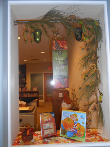 2013 Conference Window Display