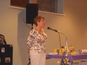 2013 Conference Maureen Lang
