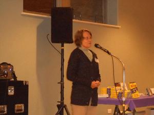 2013 Conference Caroline Niestrom