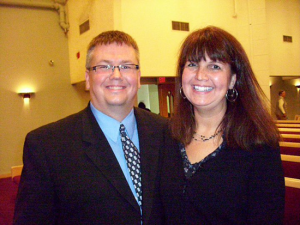 2010 Conference: Jeff and Cindy Crosby