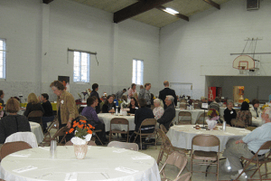2012 Conference: Dinner With Writers
