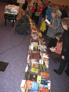 2012 Conference: Book Giveaway
