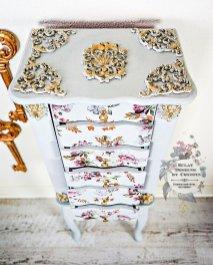 floral-jewelry-armoire-box-organizer-case-cabinet-eclatdesignsbycrystin-7