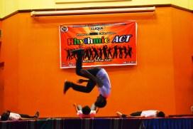 Team Pulse in action @Rhythmic Act, an EWD-Activity organized by the CSE dept!