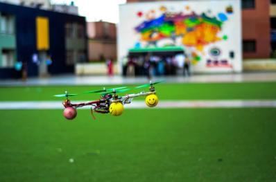 Quadcopter Demo at Prakalpa 2013