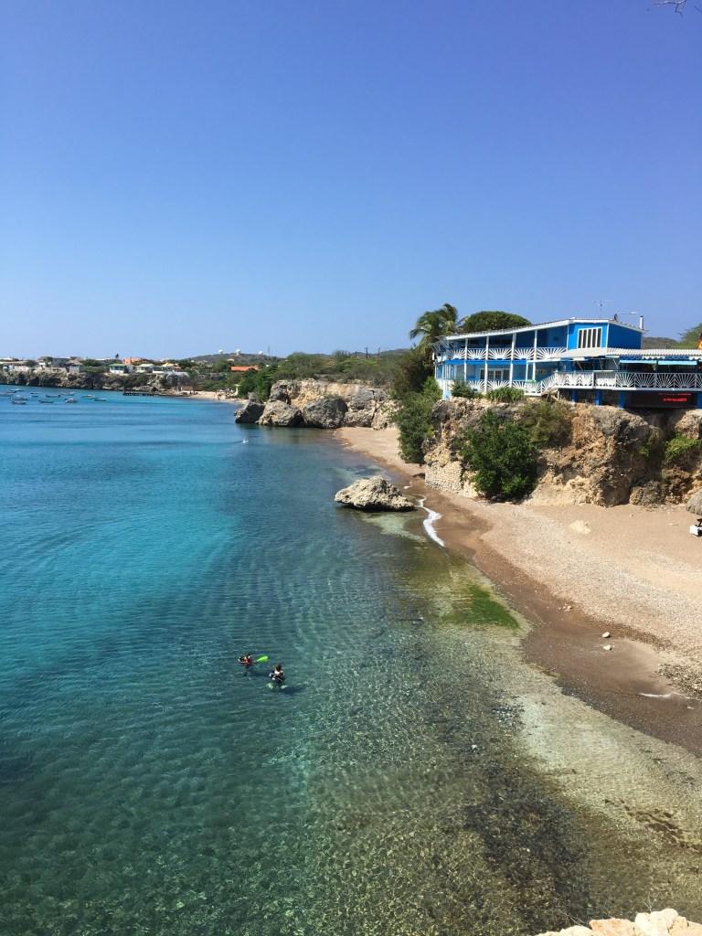playa forti curacao