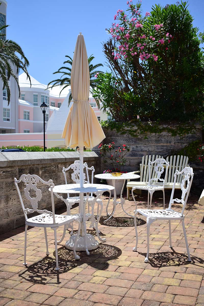 The Oxford House in Hamilton, Bermuda