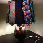 Tie-ing it all together (lamp upcycle)