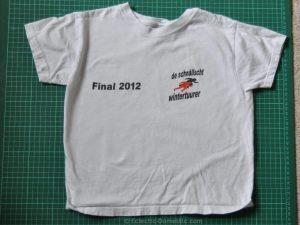 outgrown t-shirt