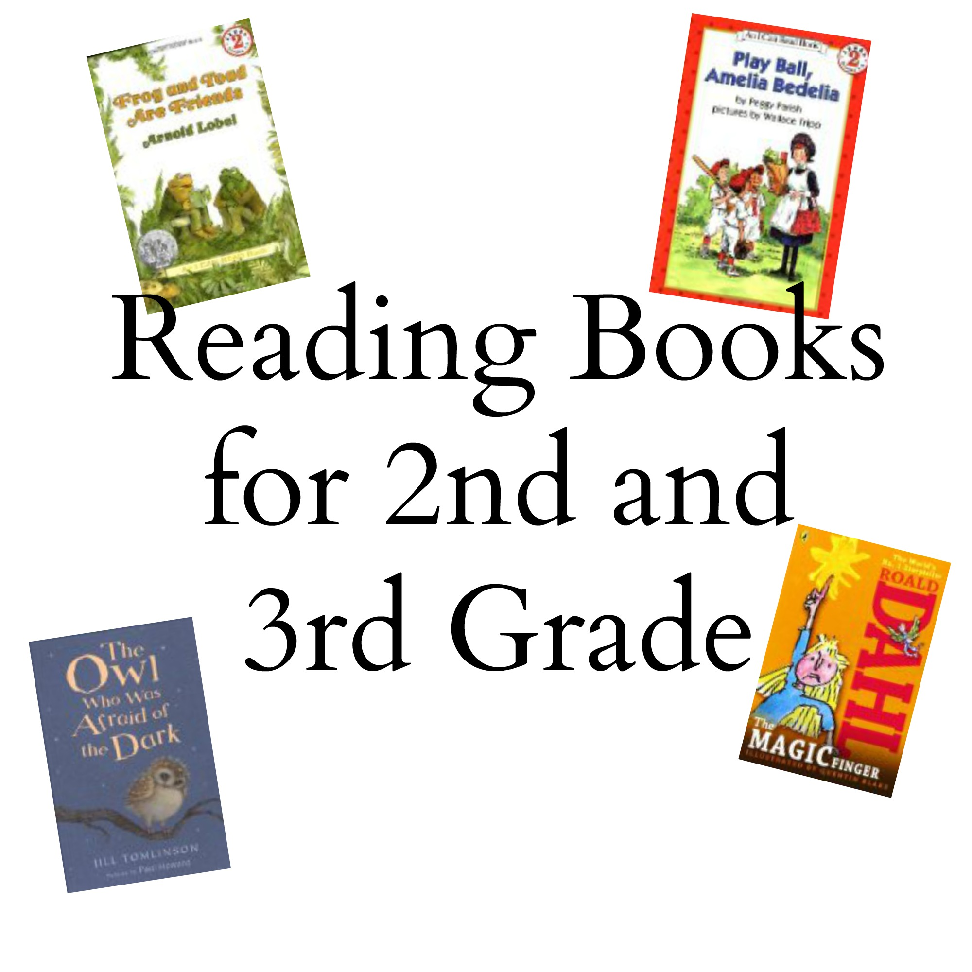 Reading Books For 2nd And 3rd Grade Eclectic Homeschooling