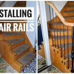 New Stair Railings Eclectic Spark