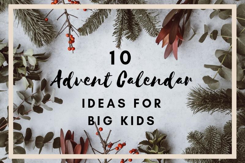 15 Unique Advent Calendars For Adults
