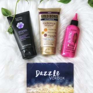 Dazzle VoxBox Beauty Review