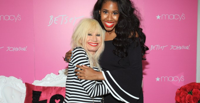 Eclectic Chic Meets Betsey Johnson