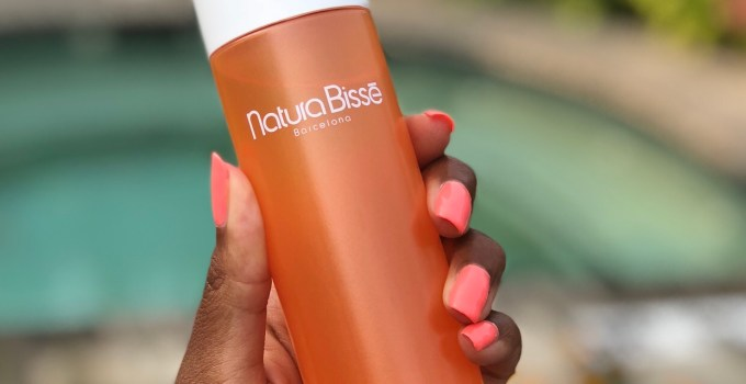 Eclectic Chic's Natura Bisse Skincare Feature!