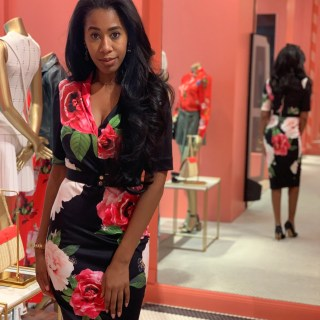 Ted Baker's Grand Opening at the Somerset Collection