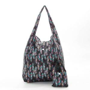 Black Feather shopper