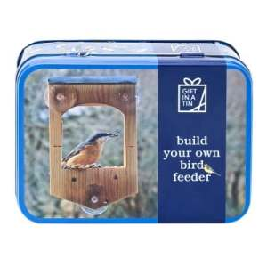 Build Your Own Bird Feeder (Original)