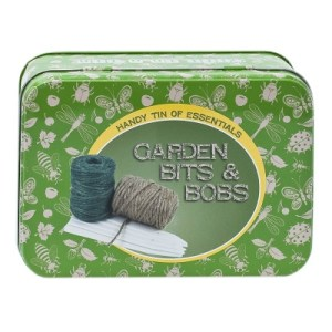 Gift in a Tin - Garden Bits and Bobs - Original Tin