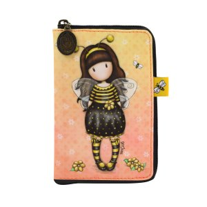 Gorjuss Folding Shopper Bag Bee-Loved (Just Bee-Cause)