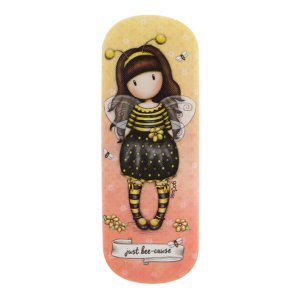 Gorjuss Glasses Case Bee-Loved (Just Bee-Cause)