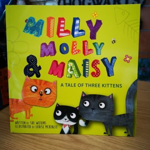 Milly, Molly and Maisy Book
