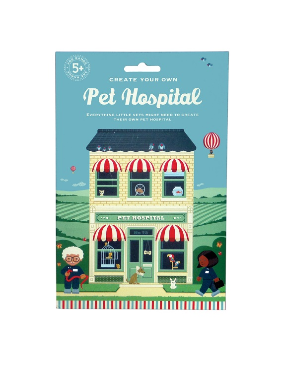 Create Your Own Pet Hospital
