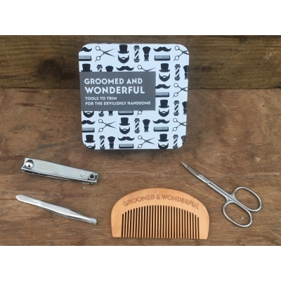 Gift for Grown-Ups – Groomed and Wonderful