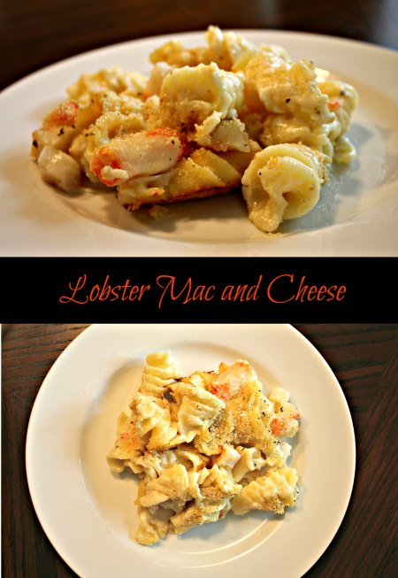 lobster mac cheese