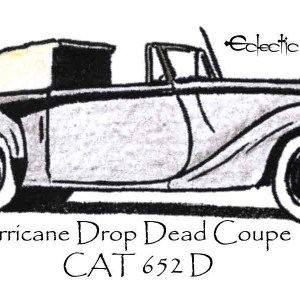 A.S. Hurricane DropHead Coupe