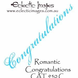 Romantic Congratulations