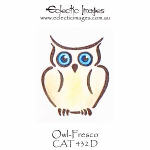 Owl-Fresco